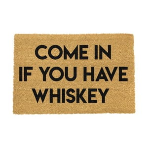 Rohožka Artsy Doormats If You Have Whiskey, 40 × 60 cm