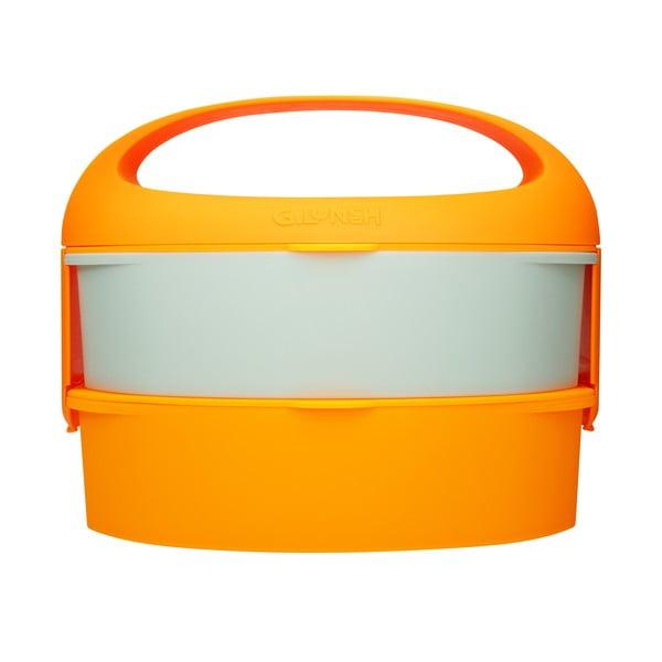 Desiatová krabička Bento G Lunch Orange