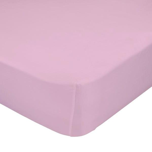 Ružová elastická plachta Happynois, 60x120cm