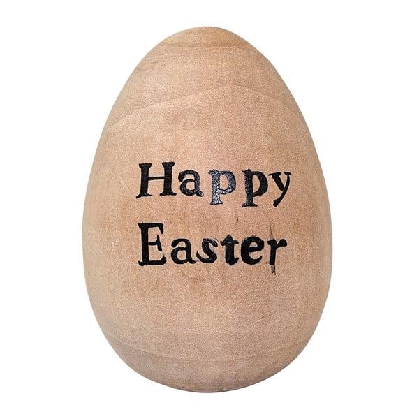 Dekoratívne vajce z brezového dreva BloomingvilleBloomingville
