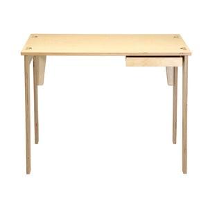 Písací stôl so zásuvkou Wermo Sandra