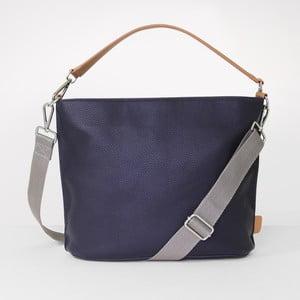 Tmavomodrá taška s uchom cez rameno Caroline Gardner Finsbury Fashion Bag