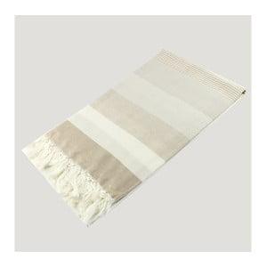 Hammam osuška Bath Style White, 90 x 180 cm
