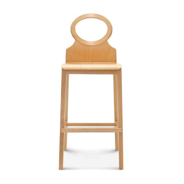 Barová drevená stolička Fameg Gerdi