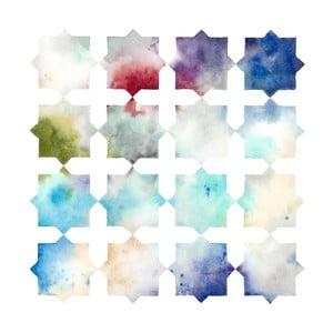 Obraz Blur Canvas, 55x55 cm