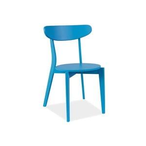 Stolička Coral, modrá
