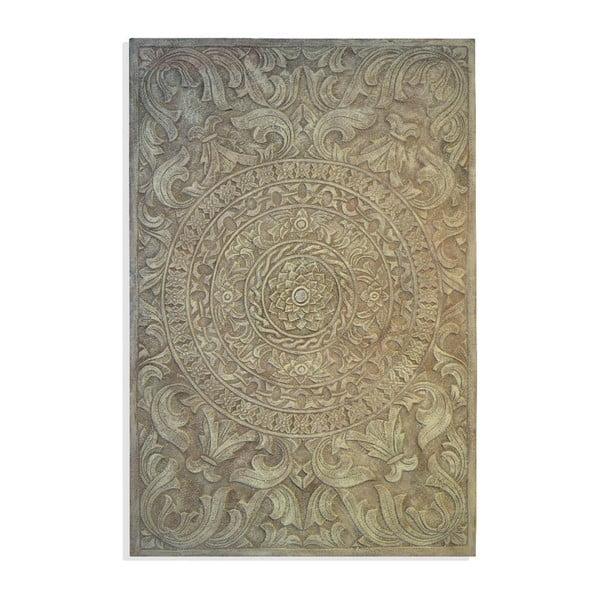Nástenná dekorácia Grey Pannel, 80x120 cm