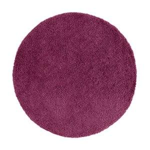 Fialový koberec Universal Aqua, Ø100cm