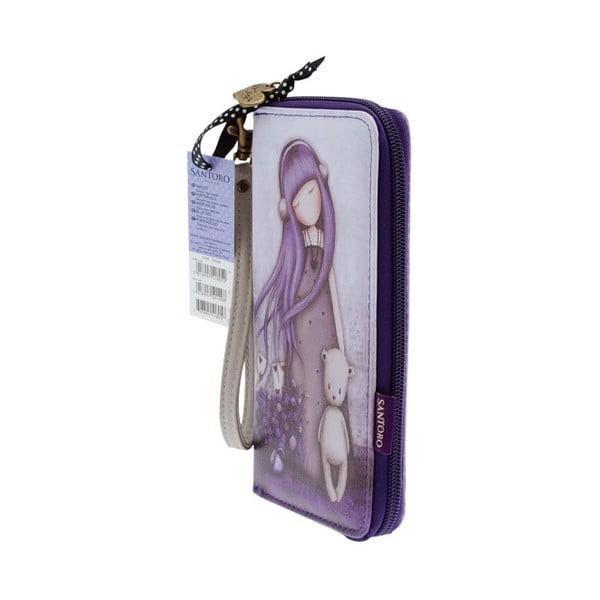 Peňaženka na zips Gorjuss Dear Alice
