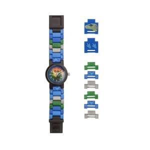 Detské hodinky s figúrkou LEGO® Jurský svet