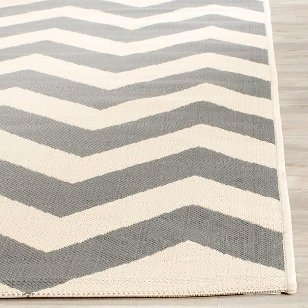 Koberec Sardinia Grey, 60x109 cm