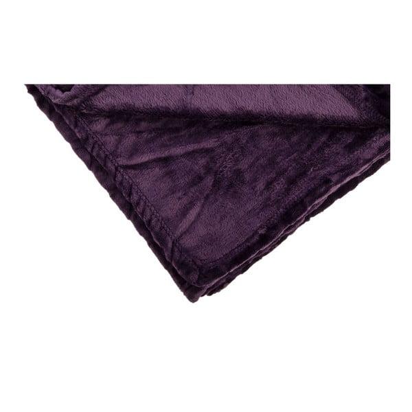 Pléd Softy Violet, 125x150 cm