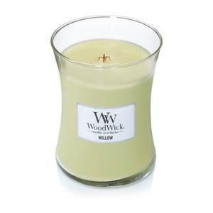 Vonná sviečka Woodwick Vrbové kvety, 60 hodín