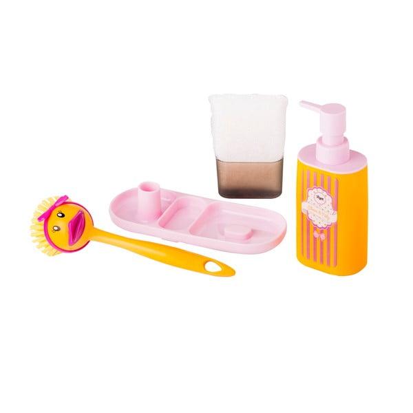 Sada na umývanie riadu Vigar Little Duck