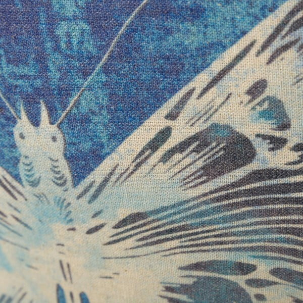Vankúš Bluefly, 45x45 cm