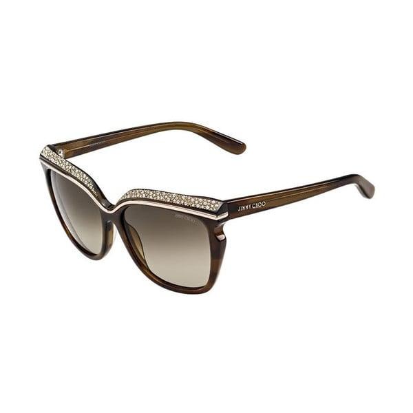 Slnečné okuliare Jimmy Choo Sophia Havana/Brown
