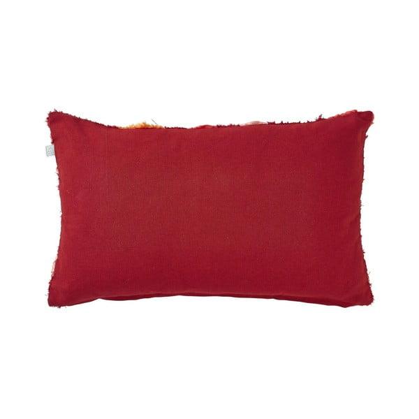 Vankúš Wera 30x50 cm,červený