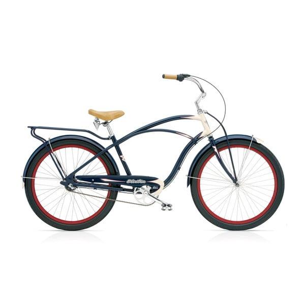 Pánsky bicykel Super Deluxe 3i Navy/Cream