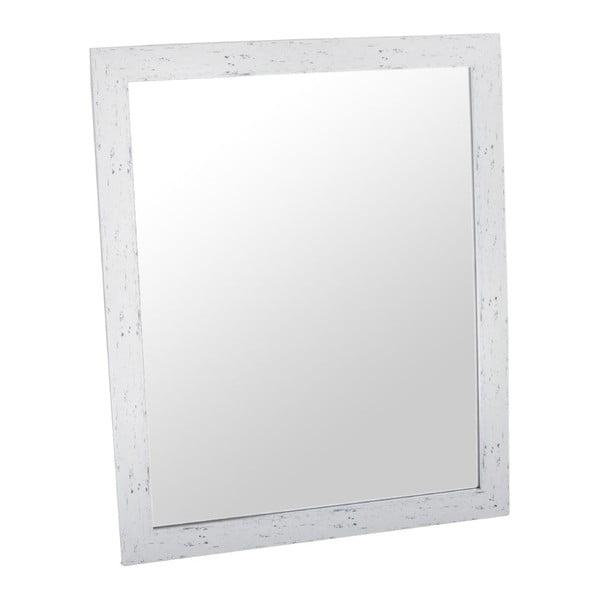 Zrkadlo Romantic White, 46x56 cm
