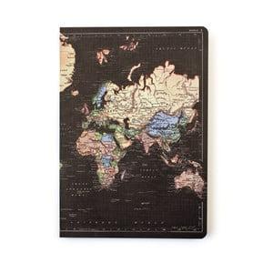 Zápisník Gift Republic Notebook, veľ.A5