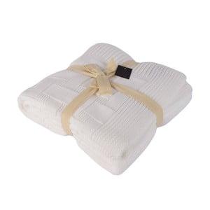 Biela deka Tutuna, 130×170 cm
