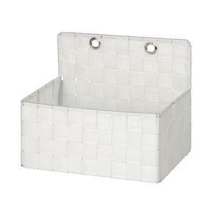 Biely kúpeľňový organizér Wenko Adria
