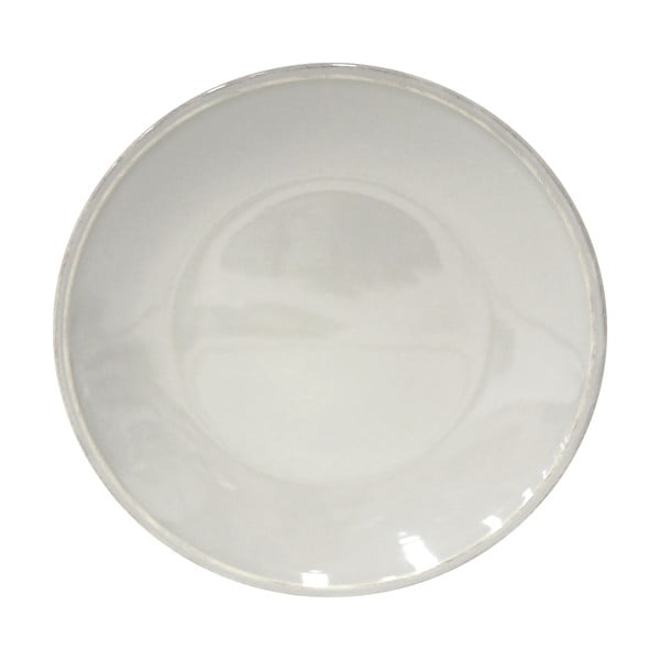 Sivý kameninový tanier Costa Nova Friso, ⌀28cm