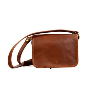 Kožená taška Santo Croce 8802 Brown