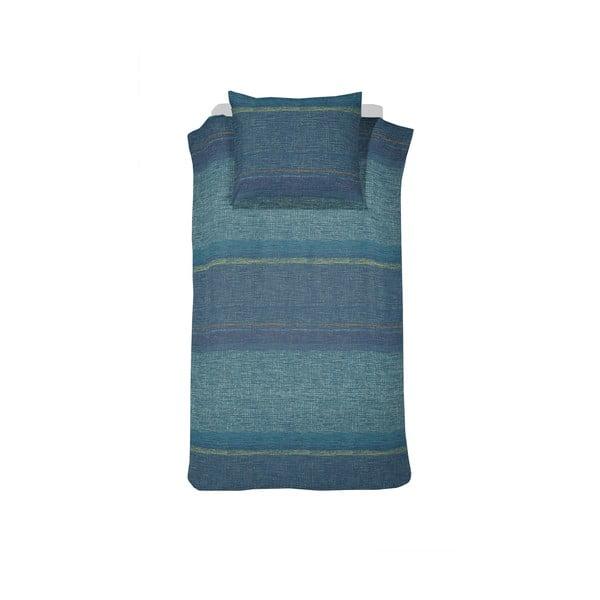 Obliečky Norval Aqua, 140x200 cm