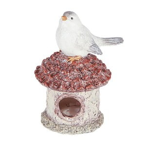 Stojan na  čajovú sviečku Bird