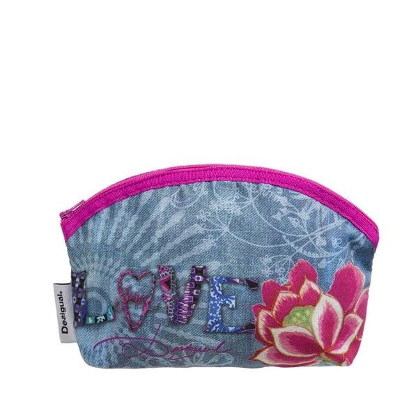 Kozmetická taška DESIGUAL Denim Folk