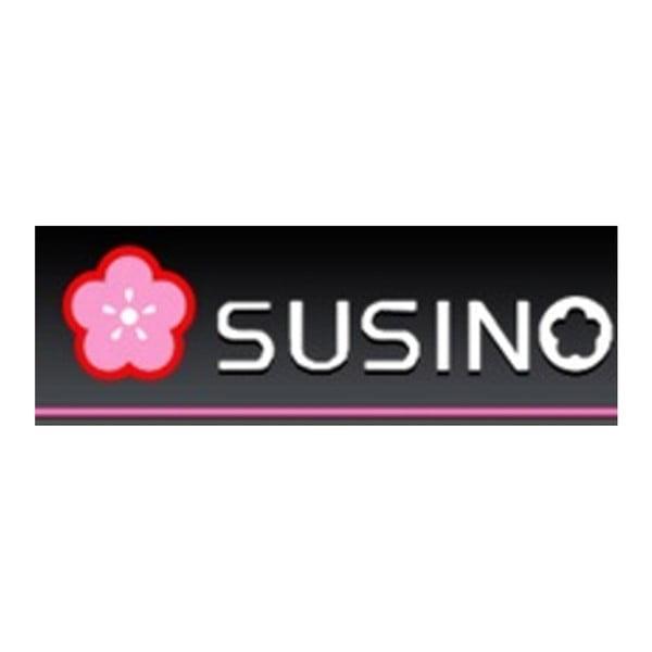 Transparentný dáždnik Susino Flowers