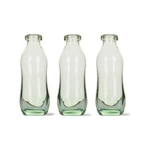 Sada 3 ks sklenených fľaštičiek Garden Trading Bottles, ø 5 cm