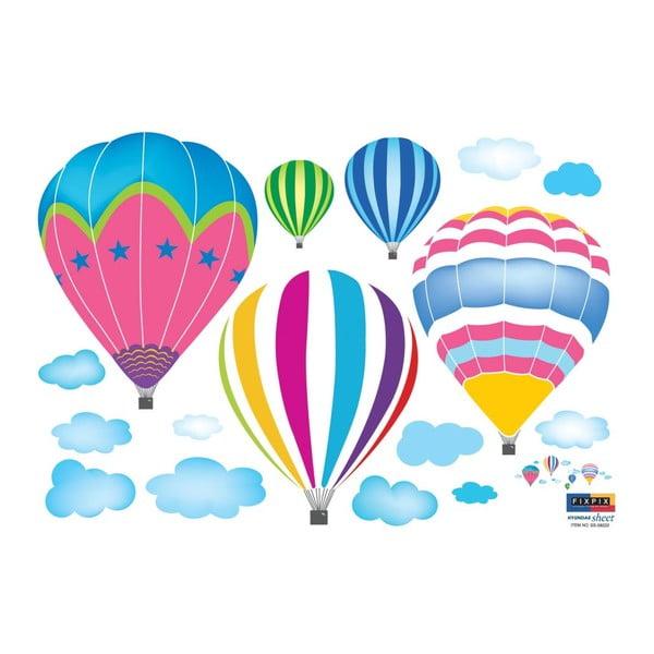 Sada samolepiek Ambiance Ballons For Kids