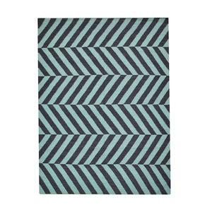 Vlnený koberec Kilim JP 47, 150x240 cm