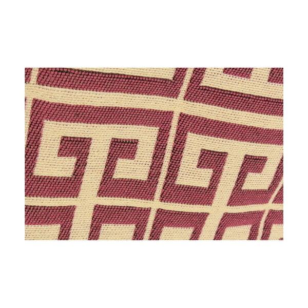 Koberec Tee Claret Red, 60 x 90 cm