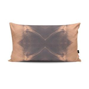 Vankúš Antimony I Grey Pink, 47x28 cm