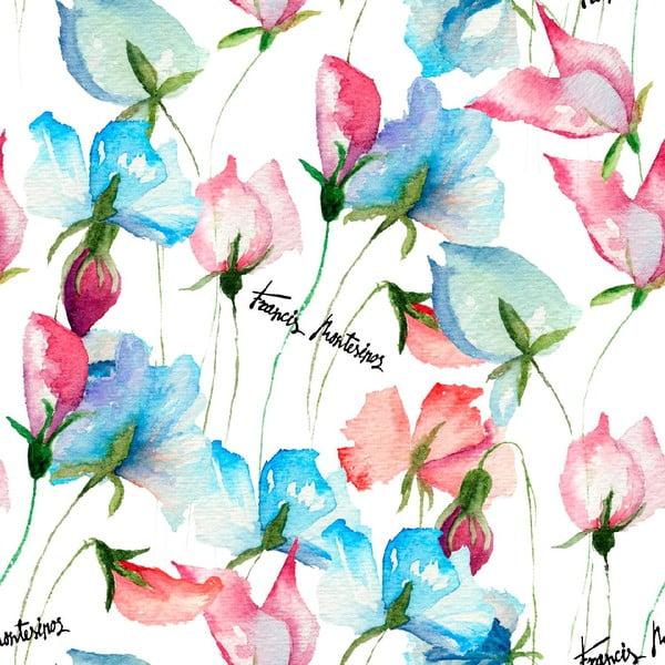 Obliečky Dracena Azul, 200x200 cm