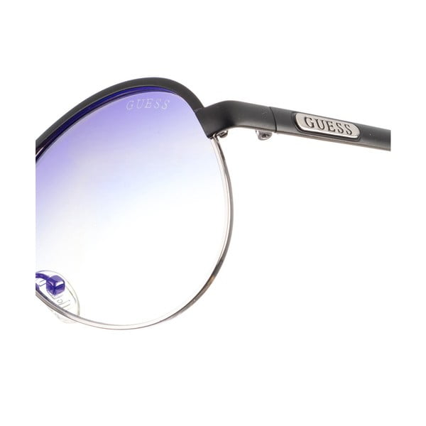 08c809245 Dámske slnečné okuliare Guess 364 Black Silver | Bonami