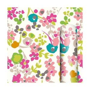 Kvetovaný baliaci papier Caroline Gardner