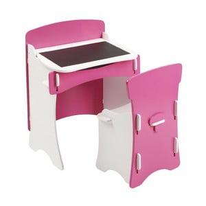 Detský stôl a kresielko Blush