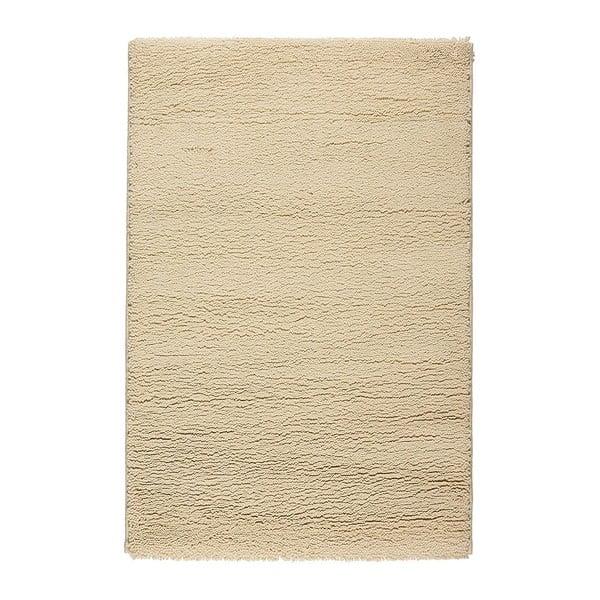 Vlnený koberec Pradera Crema, 67x200 cm