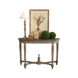 Konzolový stolík z mahagónového dreva Orchidea Milano Richelieu