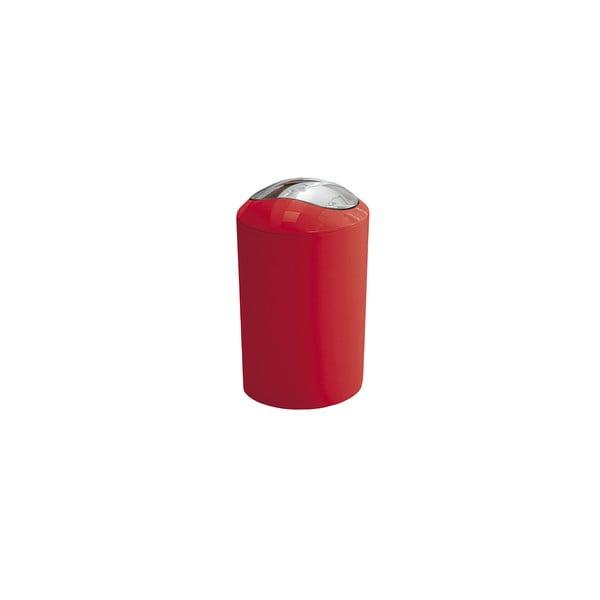 Odpadkový kôš Glossy Red, 3 l