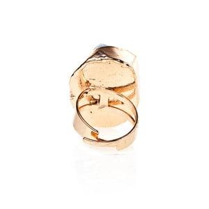 Dámsky prsteň v zlatej farbe NOMA Martha