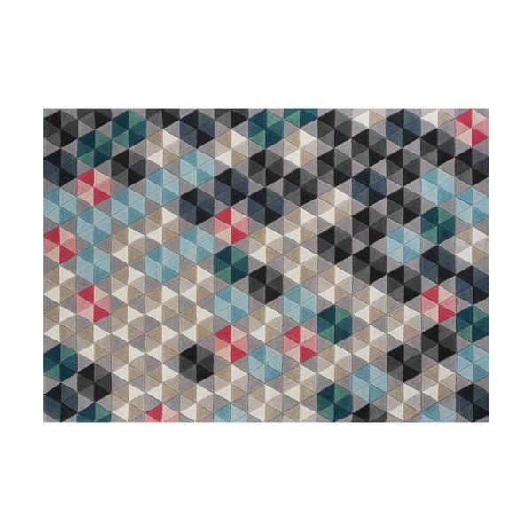 Vlnený koberec Linie Design Colmena, 170x240 cm