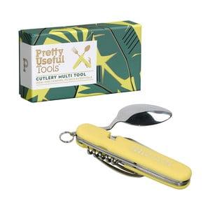 Multifunkčný vreckový nástroj Pretty Useful Tools Sunrise Yellow