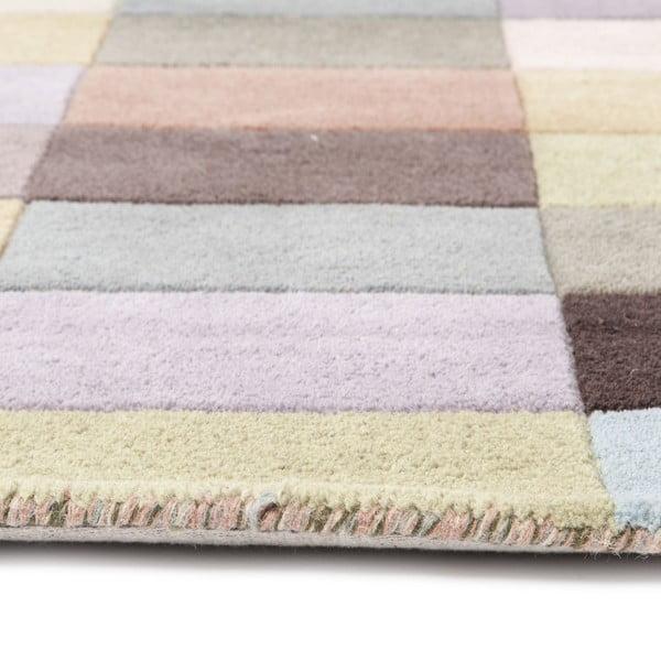 Vlnený koberec Romina Pastel, 170x240 cm