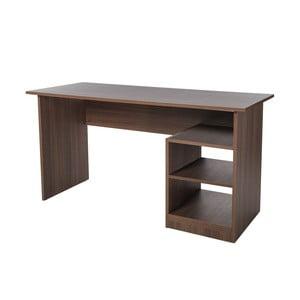 Pracovný stôl Bahar Walnut