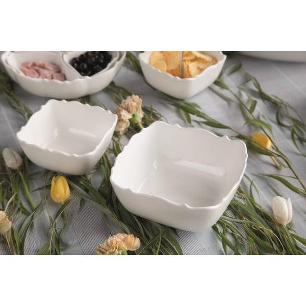 Servírovací tanier Kalika Bianco